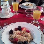 Incredible vegan breakfasts!