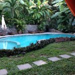Manala Hotel Pool (adjacent to Restaurant)