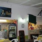 kitchen at Bella Napoli