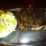 steak at Benton Lee's