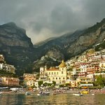 positano for lunch