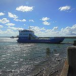 Kingfisher Bay Ferry from River Heads cost $50 each way