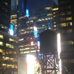 Times Square view from PH1