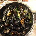 my mussels... yum