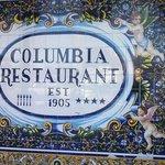 Columbia Restaurant Entry