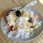 A great way to start the day, Palmira's Fruit Salad