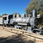 Old Baldwin Locomotive Engine