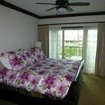 Main bedroom and lanai