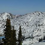 At the top of Baldy Express