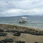 Tangkaan Beach Pic 2