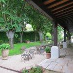Interior Hotel Garden
