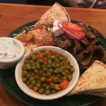 Gyros Dinner Meal