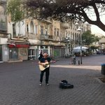 Israel-Tel Aviv-Nahalat Binyamin Street