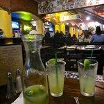 Margarita Madness at Sotano Grill