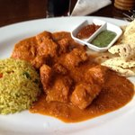 Curry Offer 200baht (£3.75)