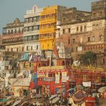 River Ganges ghat scene