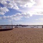 El Rompido beach