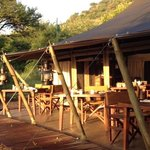 tenda ristorante