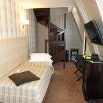 Lower bedroom/sitting room