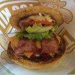 Sasebo Burger Log Kit Nagasaki-Douza resmi