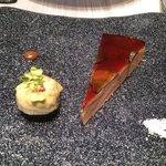 I love truffle with foie gras