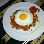Mee Goreng - Indonesian fried noodles