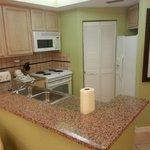 kitchenも広くて、食洗機つき。
