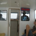 speed boat crew