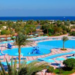 Photo de Sonesta Pharaoh Beach Resort Hurghada