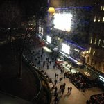 leicester Square view