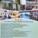 Conference at De Renaissance Hotel
