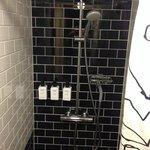 Nice shower