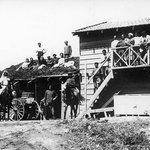The first house Um Juni, 1910