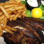 Blackened Tilapia...one of our favorites!