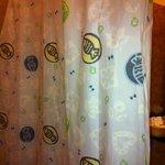 Tenda della doccia 4 stelle