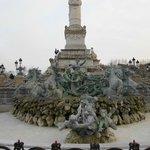 Um belo monumento