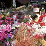 Mongkok Flower Mkt - CNY 2014