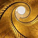 escada magnifica e mirabolante!