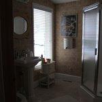 Private Bathroom in Charlotte Suite