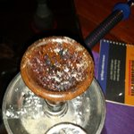 Shisha with minimum flavor and they say its great....