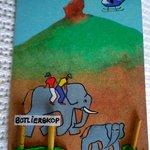 Card from Botlierskop