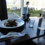 New Zealand Ribeye Steake  34.50ドルでした