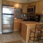Kitchen area Cabana 105