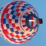 Hot Air Balloon Aloft!