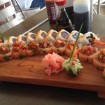 Spicy Tuna Roll / Vancouver Roll