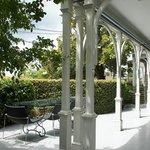 Mollies, suite terrace