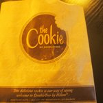 delicious cookie