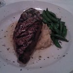 New York Strip Steak at Monocacy Crossing