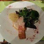 Salmon Filet at Charlies