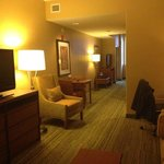 GREAT king suite room!